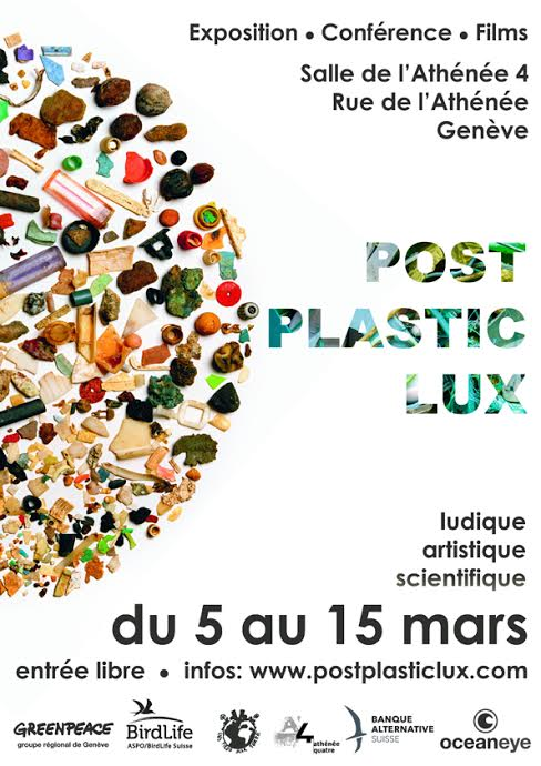 Post plastic lux
